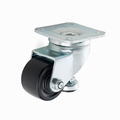 "3"" Square Plate Caster with Level Adjuster"
