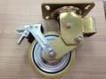 6x2 PU铝框 避震轮 四角双刹