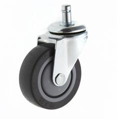 25系列 3x1 TPR 新式仪器轮(灰) 插心活动