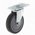 """26 Series 4"""" TPR Handcart Caster"""