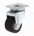3823 High Temperature Caster (swivel plate)