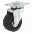 5023 ESD Caster (swivel plate)