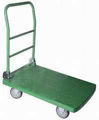 Plastic Platform Hand Truck Trolley