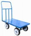 Steel Platform Hand Truck Trolley