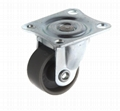 13 Series 2513 Nylon Caster (Swivel Plate)