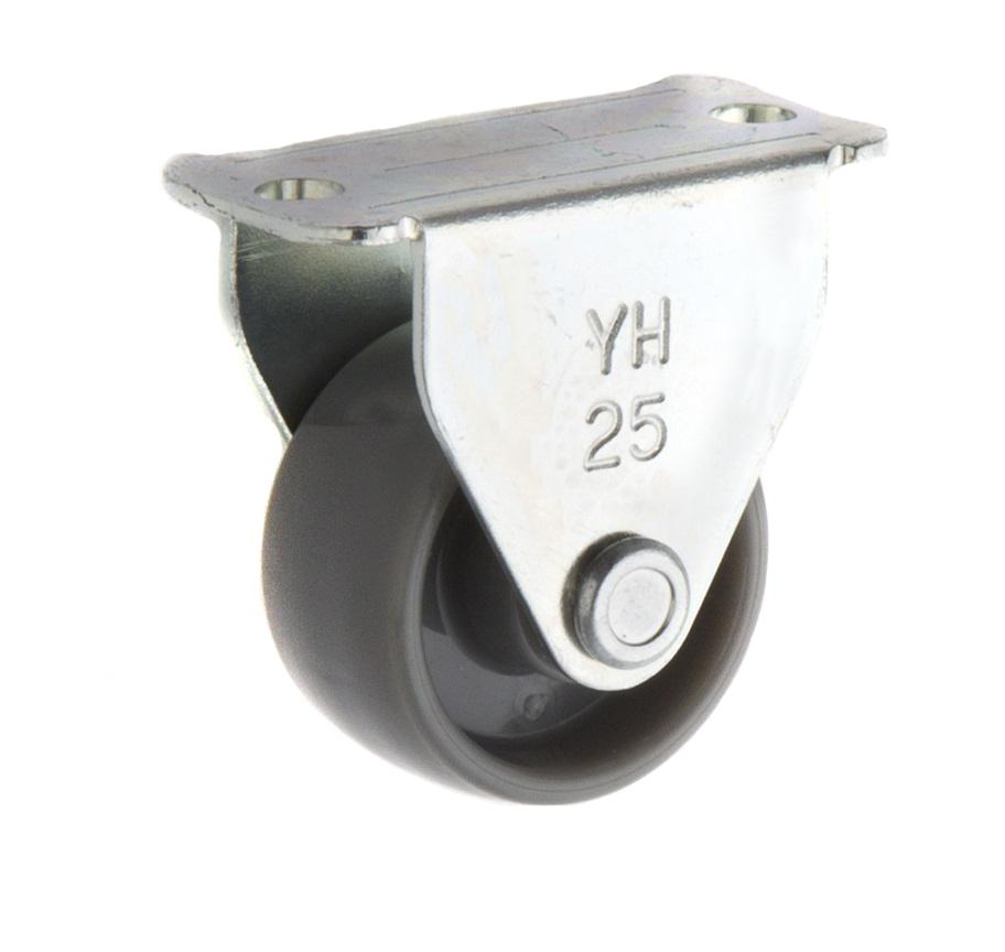 13 Series 2513 Nylon Caster (Rigid)