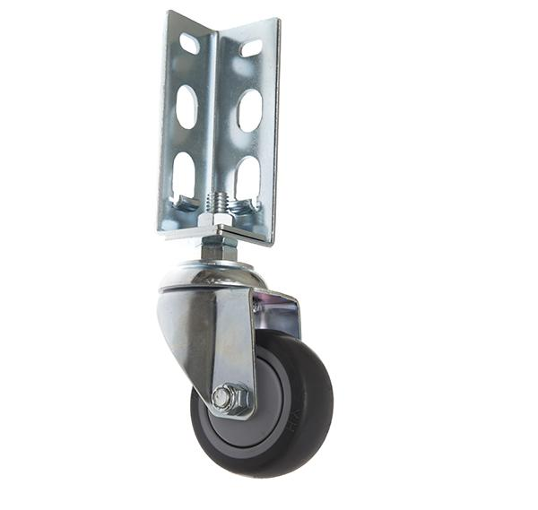 免螺絲角鋼輪 - 314 TPR 輪