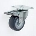 23系列_3823高彈性TPR腳輪