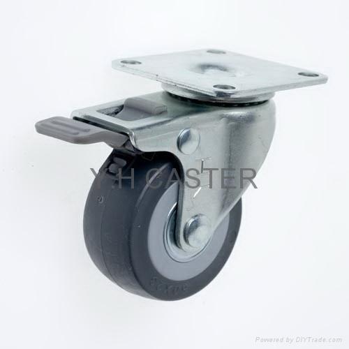 3823高彈性TPR輪子