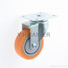 310 TPR caster-Swivel
