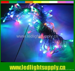 rgb led string lightings