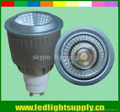 gu10 cob led spotlight 9w