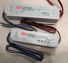LPV-60-12 switching DC power supply 12v Mean Well led Power Supply transformer