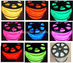 smd led neon rgb color changing with remote controller