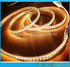 Super bright 3014 110V LED Strips 120SMD