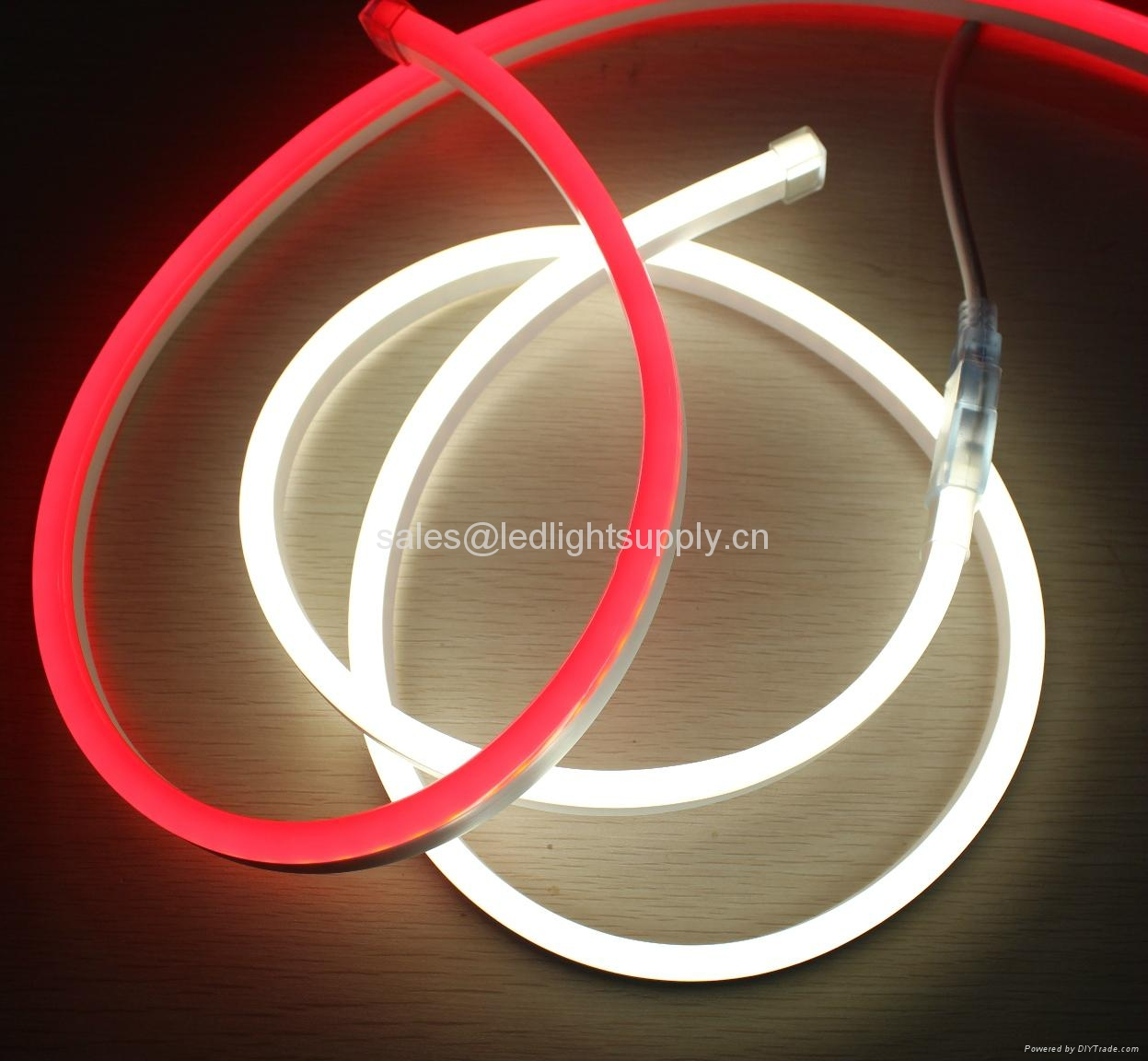 8 16mm Micro Size Neo Neon Led Flexible Rope Lights