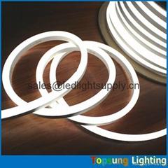 240v ultra-thin white led neon flex lights 10*18mm