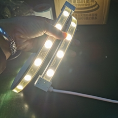 10m flexible 24v outdoor led wall washer light waterproof cuttable