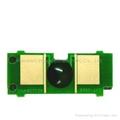 HP Color LaserJet 1500/2500/2550 Drum chip,toner chip