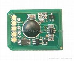 New toner laser chip for