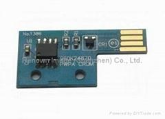 Dell 1320 printer chip,d