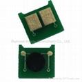 For HP 1415/3525 printer,reset chip for hp laser printer, toner cartridge chip