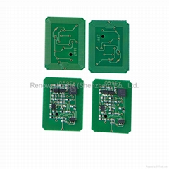 Stable quality toner chip for OKI C710 toner laser chip