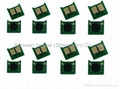 HP 2025/1215 universal printer chip,toner laser chip