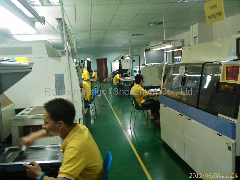 SMT Machine Process
