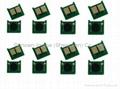 HP CE255A toner chip,cartridge chip,drum chip