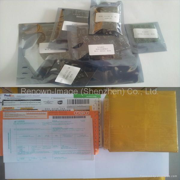 New hot toner cartridge parts, printer/reset/compatible chip
