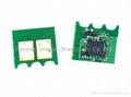 HP 3525 toner printer chip