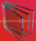 clear lamianted glass