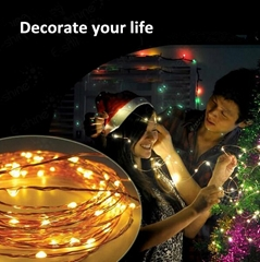 Popular Decoration Lights Mini Copper Wire LED String Light