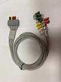 mindray 5ld ecg cable ,clip
