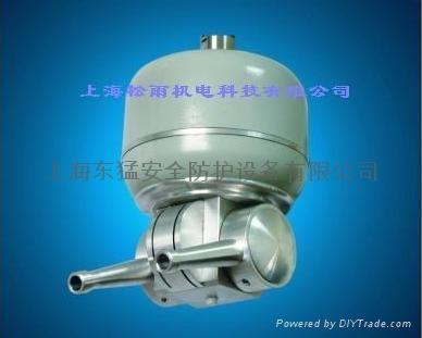 ZDMS0.6/5S自動跟蹤定位射流滅火設備 1