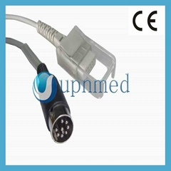 0012-00-0516-02 Datascope spo2 extension cable,8pin to DB9
