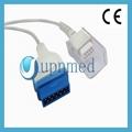 GE Marquette spo2 adapter cable,nellcor