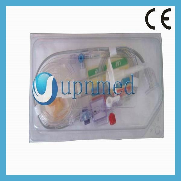 Abbott disposable pressure transducer