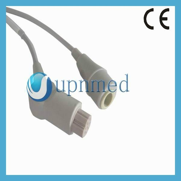 Datex Edward Transducer Adapter IBP Cable