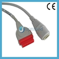 GE-Edward IBP adapter cable