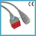 GE-Edward IBP adapter cable