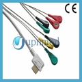 Holter 7lead ECG Cable