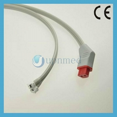 Nihon Kohden blood pressure  NIBP tube, dual tube