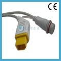 Nihon Kohden JP-900P BD IBP Cable