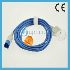 M1943A Philips spo2 adapter cable