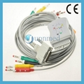 Edan 10 lead ECG cable