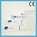 Animal disposable neonate single tube