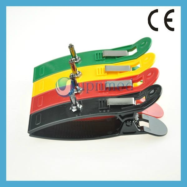 Multifunction ECG Limb clamp Electrode