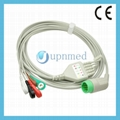 Medtronic Physio-Control  ECG  Cable